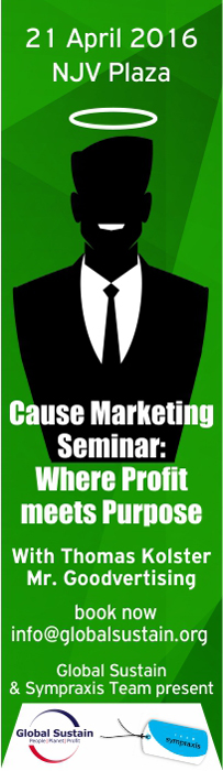 Cause Marketing Seminar