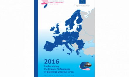 Launch of the 4th book on the implementation of the European Directive on Energy Performance of Buildings