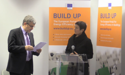 Book launch on the implementation of the European Directive on Energy Performance of Buildings