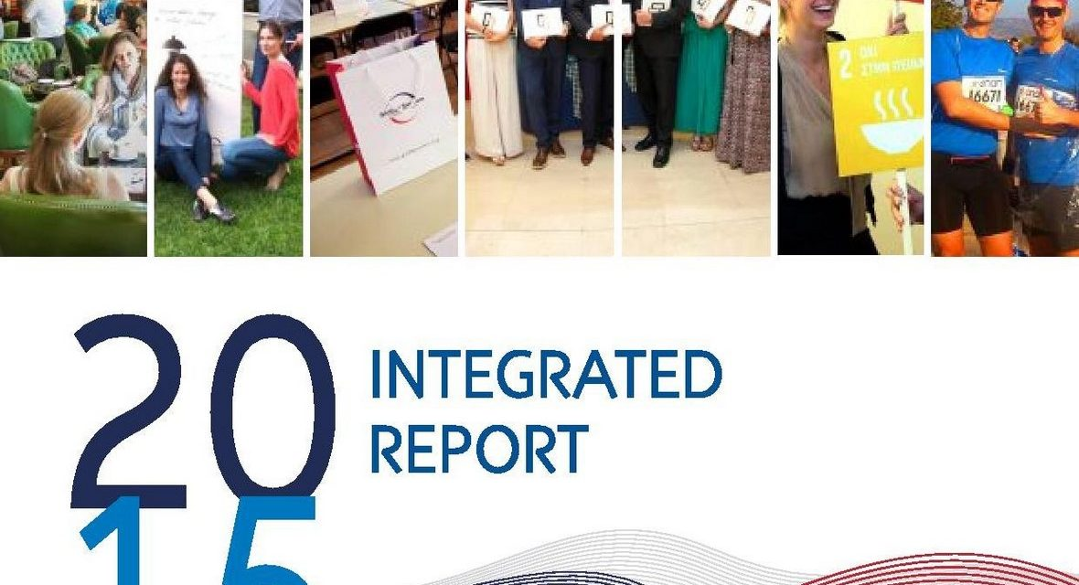 GlobalSustain – 1st Integrated Report