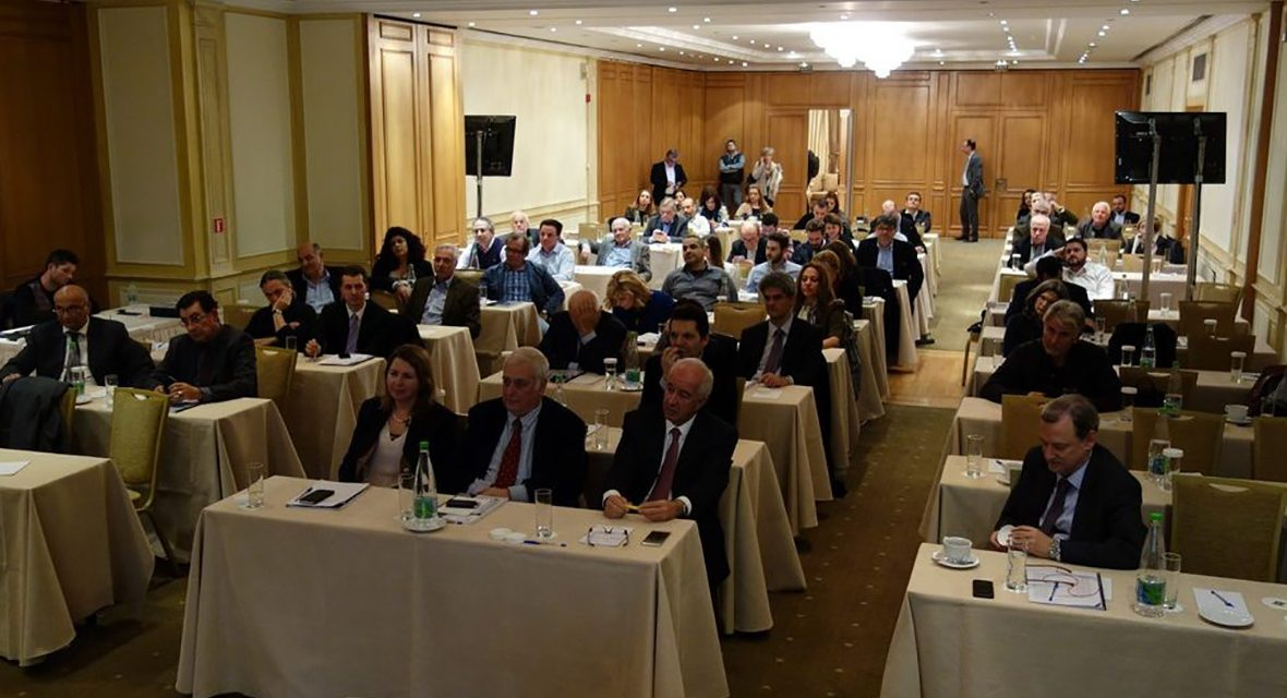 The new market data for consulting companies at HELLASCO's General Assembly
