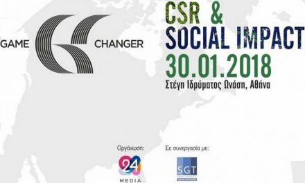 Participation of Sympraxis Team at the CSR and Social Impact Conference