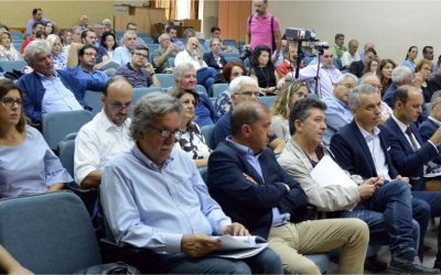 CONSULTATION IN WATER AND RIVER FLOODS IN 9 GREEK CITIES