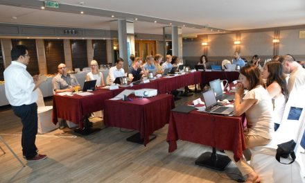 iBRoad kick-off meeting in Athens