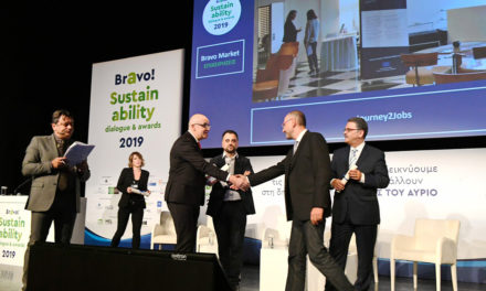 JOURNEY2JOBS WAS DISTINGUISHED AT BRAVO SUSTAINABILITY AWARDS