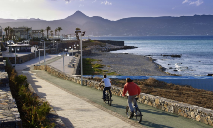 ECOROUTS: CREATING GREEN ROUTES IN CRETE AND CYPRUS
