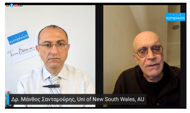 AN IMPORTANT INTERVIEW WITH PROFESSOR MAT SANTAMOURIS IN THE FRAMEWORK OF LIFE ASTI PROJECT
