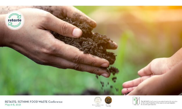 RETASTE CONFERENCE: CHANGING THE WAY WE THINK ABOUT FOOD