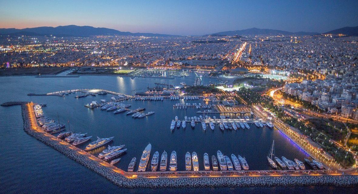 Corporate Responsibility Consultants for Flisvos Marina