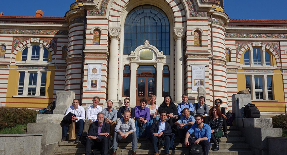 iBRoad PROJECT MEETING IN SOFIA, BULGARIA