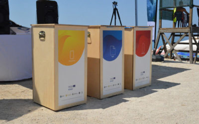 MUNICIPALITY OF LEFKADA: HERE WE RECYCLE