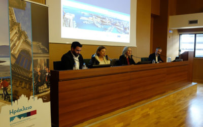 SUSTAINABLE URBAN DEVELOPMENT STRATEGY FOR HERAKLION