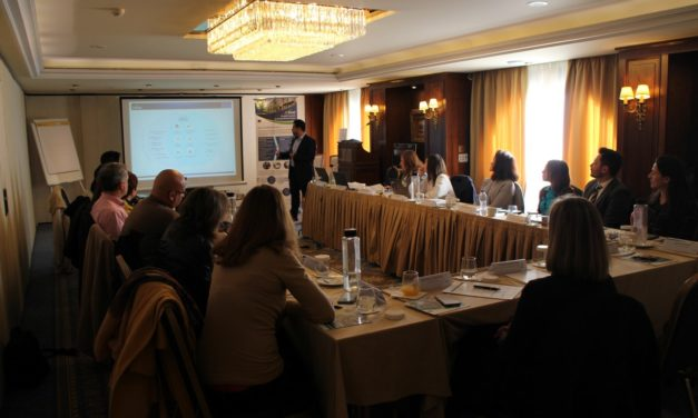 iBRoad STAKEHOLDERS' MEETING ATHENS – 2nd ROUND