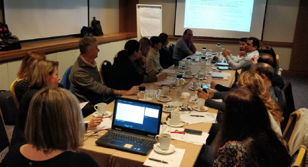 PARTICIPATION OF SYMPRAXIS TEAM IN THE KICK-OFF MEETING OF THE QualDeEPC PROJECT