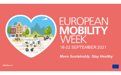 20 YEARS EUROPEANMOBILITYWEEK: MOVE SUSTAINABLY. STAY HEALTHY